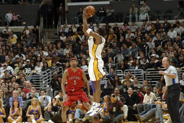 Remember the Last Time Kobe Bryant Had a Big Game Against Toronto Raptors?
