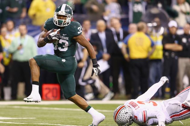 Michigan State Tops Ohio State, Heads to First Rose Bowl in Quarter-Century