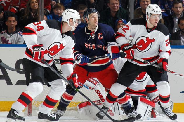 New Jersey Devils Snap 3-Game Losing Streak by Winning 3rd Straight vs. Rangers