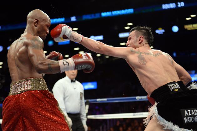 Have We Finally Seen the End of Zab Judah After Loss to Paulie Malignaggi?
