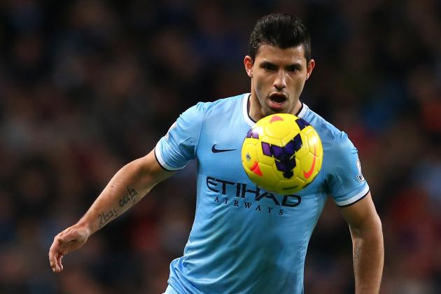 Why Manchester City Must Hang onto Sergio Aguero at All Costs