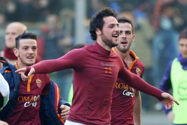Football - Inspirational Gervinho helps Roma end draw sequence