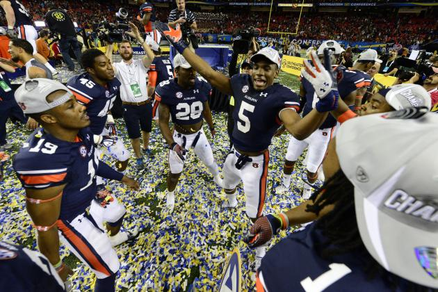BCS Championship 2014: Date, Start Time and Matchup Prediction