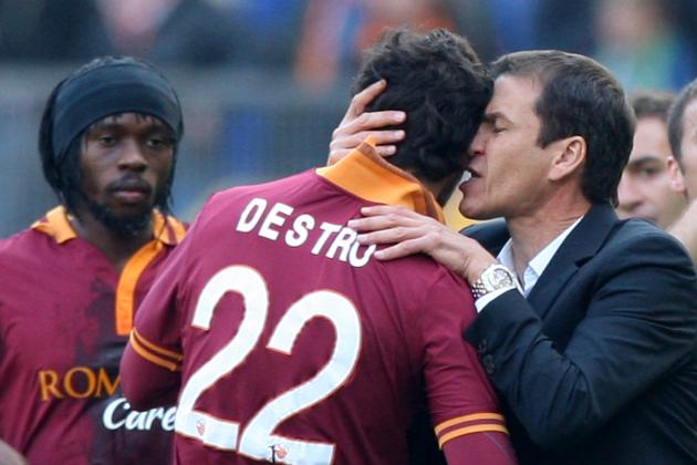 Garcia: Roma Are in Scudetto Race
