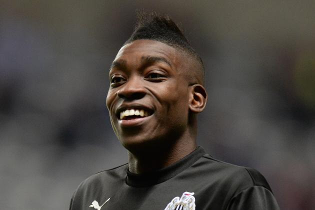 Sammy Ameobi Dresses Up as Ninja Turtle to Celebrate Newcastle Win over Man Utd