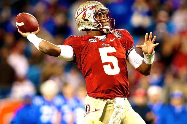 Jameis Winston Is Your Heisman Front-Runner, and It's Not Even Close