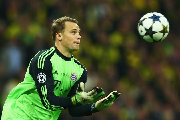 Manchester City Transfer Move for Manuel Neuer Is a Further Blow to Joe Hart