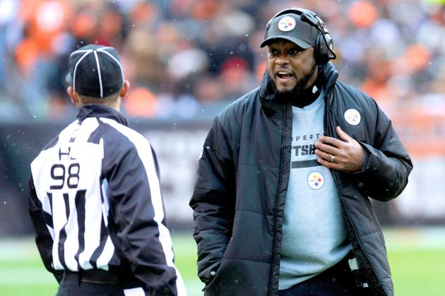 Steelers Will Reportedly Lose Late-Round Draft Pick for Mike Tomlin Incident