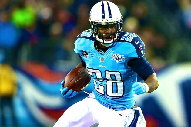 Chris Johnson Reportedly Expected to Be Cut by Titans After 2013 Season