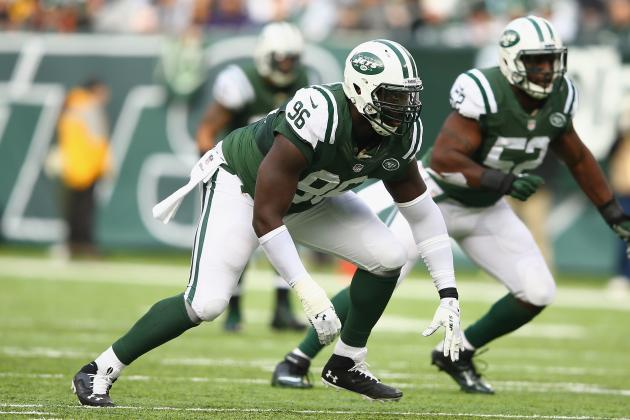 Oakland Raiders vs. New York Jets: Live Grades and Analysis for New York