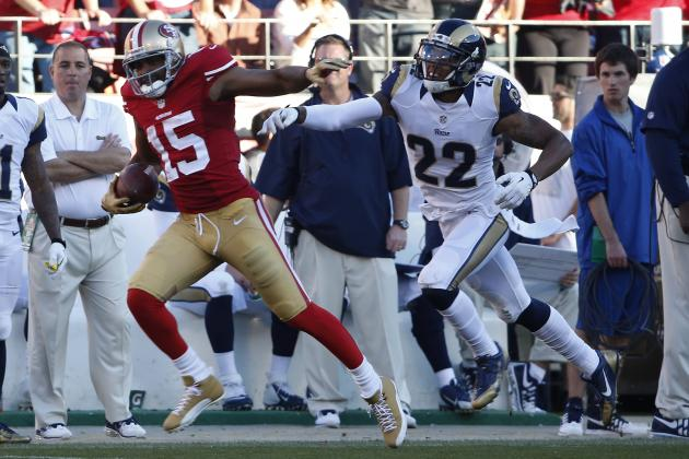 Fantasy Football 2013: Michael Crabtree's Fantasy Playoff Outlook