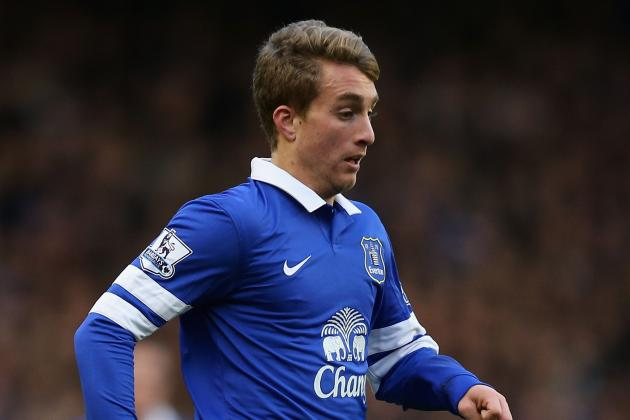 GIF: Gerard Deulofeu Equalises for Everton Against Arsenal