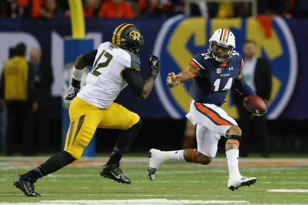 Missouri vs. Auburn: Major Ramifications Resulting from SEC Championship Game