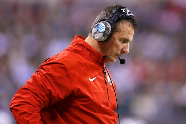 How 2013 Big Ten Championship Loss Impacts Urban Meyer's Legacy