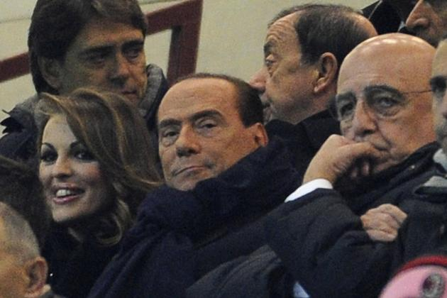 Berlusconi: Again Today the Team Needs My Help
