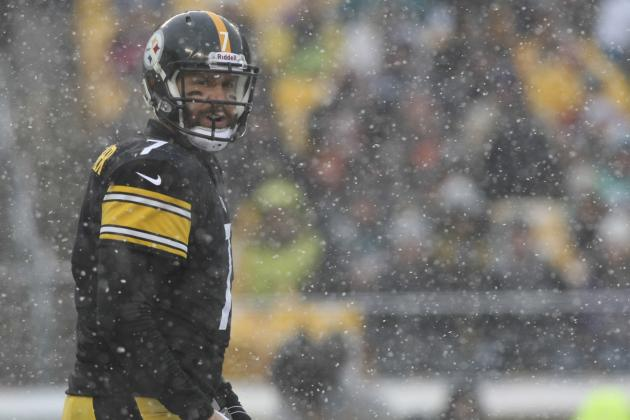 Big Ben Passes Bradshaw for Most Regular Season TD Passes in PIT History