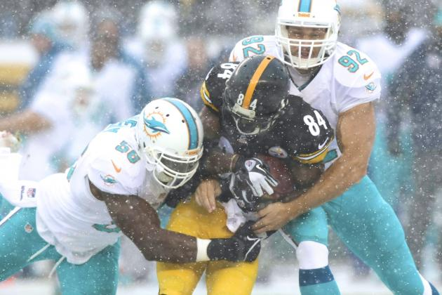 Dolphins vs. Steelers: Live Score, Highlights and Analysis