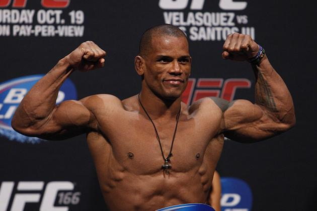 Jake Shields vs. Hector Lombard Official for UFC 171