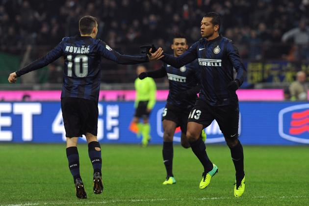 Inter Announce Lineup to Face Parma