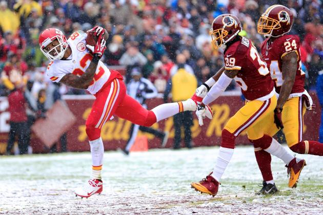 Kansas City Chiefs vs. Washington Redskins: Live Score, Highlights and Analysis