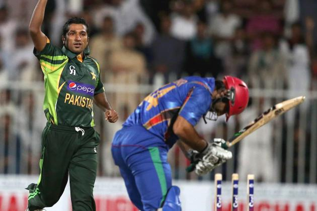 Pakistan vs. Afghanistan, Only T20: Scorecard, Report and More from Sharjah