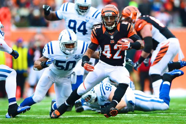 Colts vs. Bengals: Live Score, Highlights and Analysis
