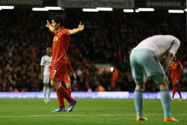 Premier League Week 14 Standout Stats: Own Goals Galore as Liverpool Close Gap