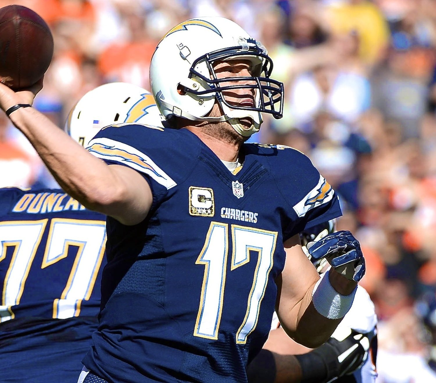 San Diego Chargers Football Scores: New York Giants Vs. San Diego Chargers: Live Score