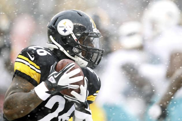 Le'Veon Bell Continues to Be Bright Spot in Disappointing Steelers Season