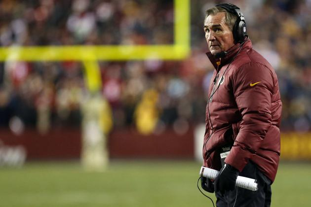 Chiefs Pummel Redskins 45-10: Why It's Time for Washington to Fire Mike Shanahan