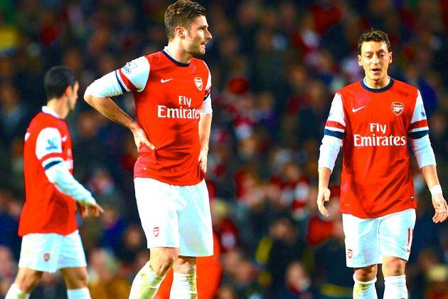 Arsenal vs. Everton Score, Grades and Post-Match Reaction