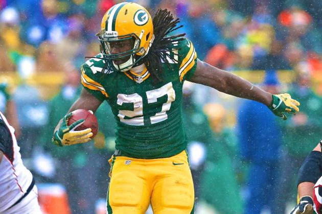 Eddie Lacy Injury: Updates on Packers RB's Ankle and Return