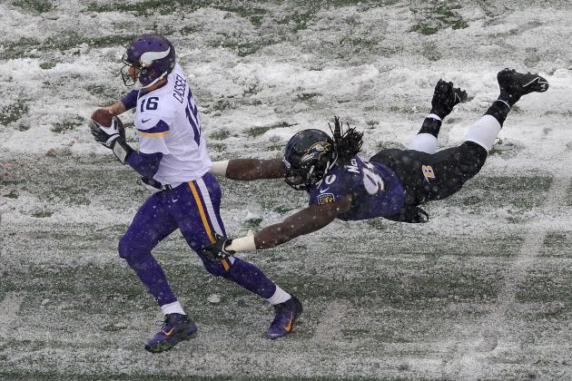 Ravens vs. Vikings: Live Grades and Analysis for Minnesota