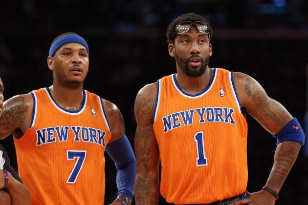 New York Knicks Finding New Ways to Embarrass Themselves