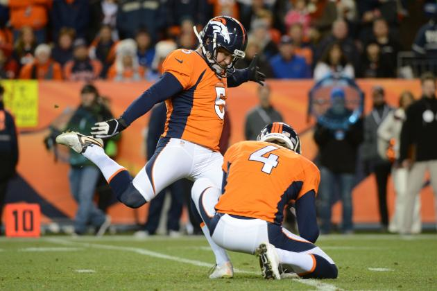 Matt Prater Breaks League Record with 64-Yarder