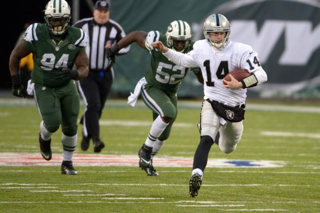 Raiders: Juggling of McGloin, Pryor Illustrates Oakland's Instability at QB
