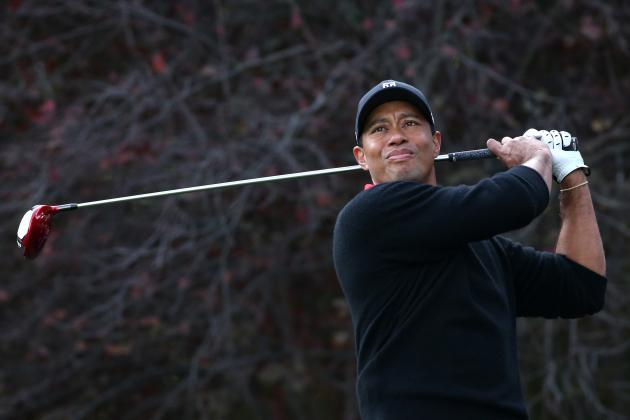 Tiger Woods at Northwestern Mutual World Challenge 2013: Day 4 Score and Recap