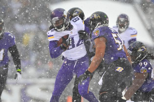 Cordarrelle Patterson Shows Off His Long-Term Potential for Minnesota Vikings