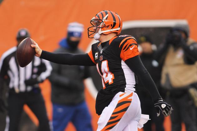 Bengals Beat Colts 42-28 to Stay Perfect at Home