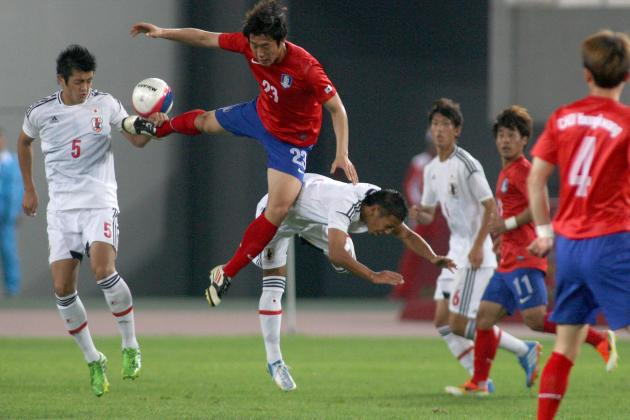 Asian Trepidation After Tough 2014 World Cup Draw