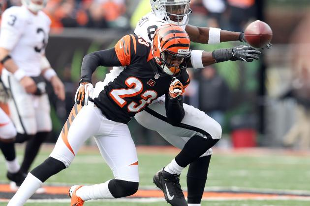 Bengals Terence Newman and George Iloka Suffered Injuries Against Colts