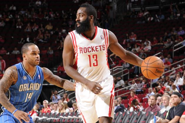 Orlando Magic vs. Houston Rockets: Live Score and Analysis