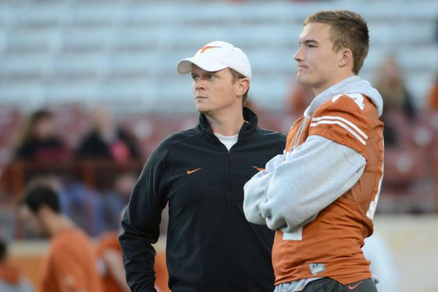 Texas Football: What is the Future of the QB Position?