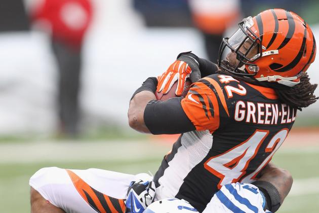 Bengals Whip Colts to Claim Third-Straight Winning Season