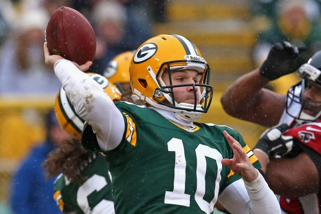 Matt Flynn Helps Packers Rally Past Falcons