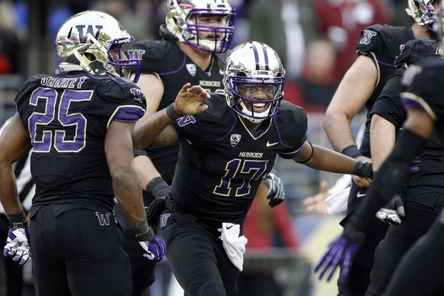 Washington to Play BYU in Kraft Fight Hunger Bowl