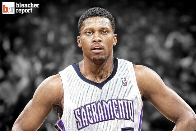 Rudy Gay Reportedly Traded to Sacramento Kings