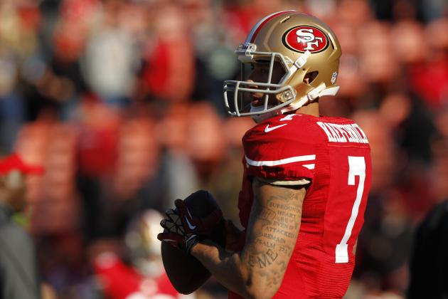 Colin Kaepernick Gets 1st Win over Rival Seahawks