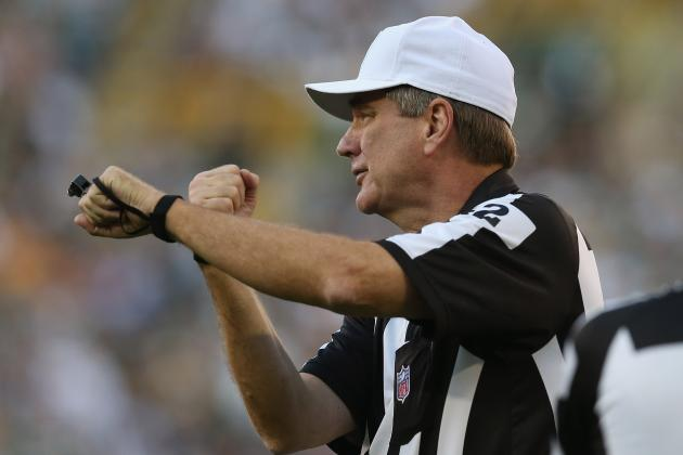 It's Officially Time for the NFL to Fire Referee Jeff Triplette