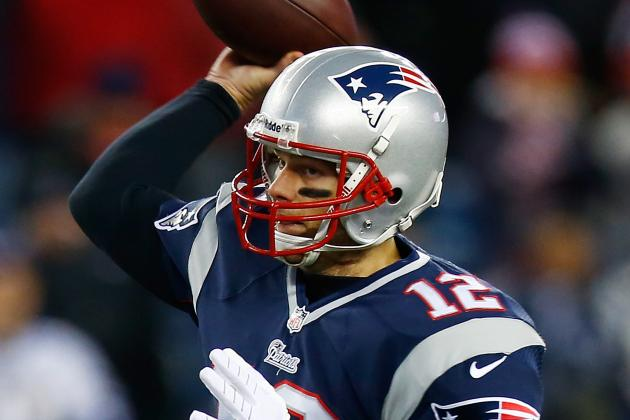 Tom Brady Excited About Win but Feels Sorry for Rob Gronkowski